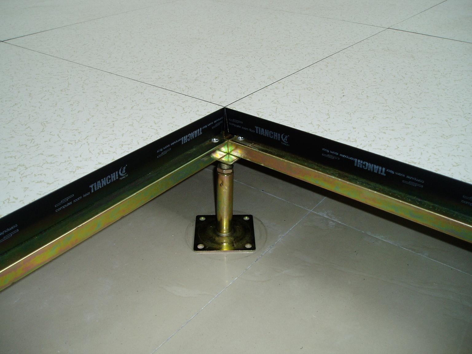 木质复合防静电地板