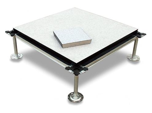PVC硫酸钙防静电地板