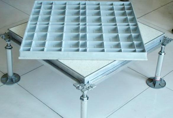 HPL铝合金防静电地板