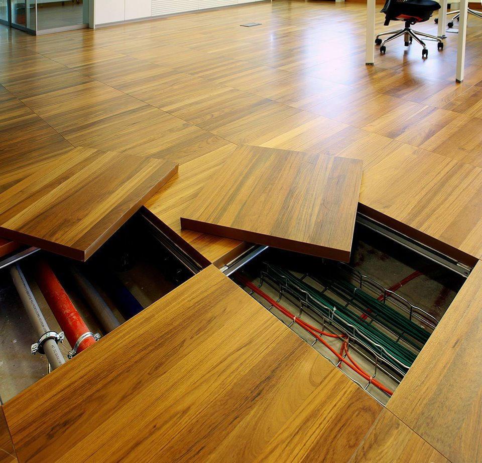 木纹复合地板